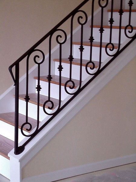Steel Railing Fabrication